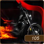 قالب وبلاگ موتور سیکلت