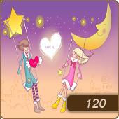 قالب وبلاگ شب عشق
