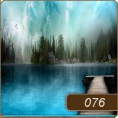 قالب وبلاگ دریاچه